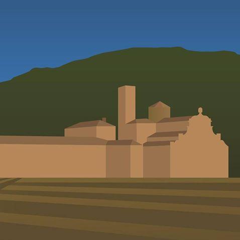 """III Seminario  TERRE DI BENEDETTO – PAESAGGI FERITI   """"E VULNERE UBERTAS"""""""