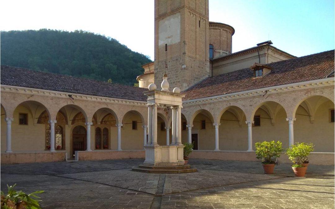 Acqua fonte viva nei paesaggi monastici – Praglia 2019